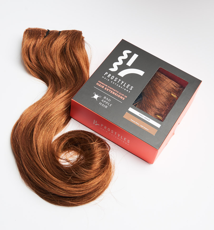 Light Shop Near Auburn: Volume Wave Light Auburn By ProStyles Clip-Ins